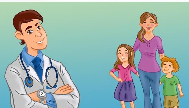 זכיינות רופא כאן הבריאות