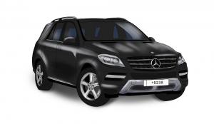 Mercedes-ML350-להשכרה