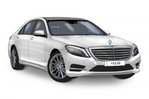 Mercedes S Class להשכרה